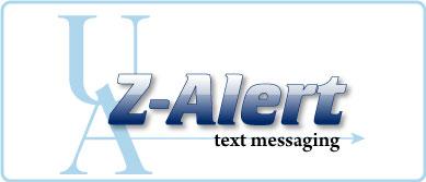 Z-Alert service from UA